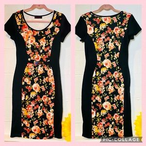 Annabelle Size Large Floral Dress